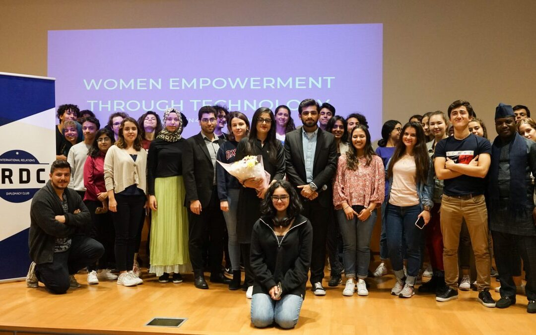 More Women in Tech Means a More Peaceful World – dme for Peace – Quratulain Fatima